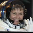 US astronaut Peggy Whitson has spent more than 500 days off the planet (Dmitri Lovetsky/AP)