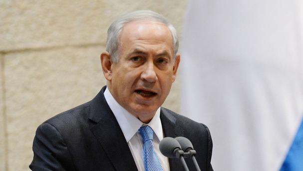 Benjamin Netanyahu said plans for the new settlement were passed unanimously