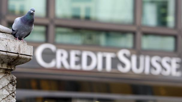 RBR has so far invested almost half its 250m francs in assets to buy roughly 0.2pc of Credit Suisse, which it believes would be worth twice as much if the bank focused solely on wealth management and its Swiss business. (AP)