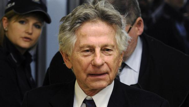 Roman Polanski wanted a Los Angeles judge to end his 40-year-old case for unlawful sex with a minor without the film director attending court (AP Photo/Alik Keplicz, File)