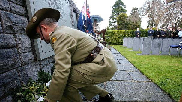 Anzac Day commemorates the April 25 1915 landings in Gallipoli