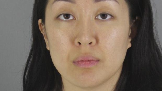 Tiffany Li is posting 35 million dollars in bail for her release pending trial (San Mateo County Sheriff's Office/AP)