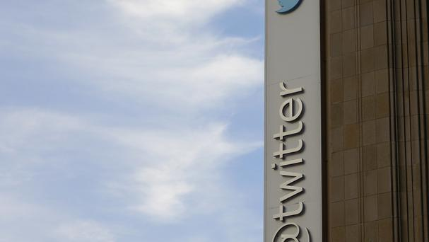 Twitter said its users have a constitutional right to disseminate 'anonymous and pseudonymous political speech' (AP Photo/Jeff Chiu)