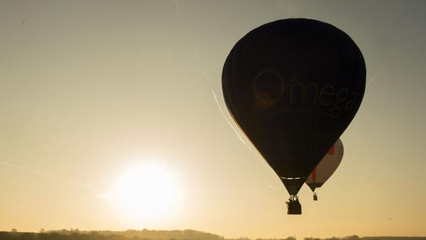 A tourist has died in a hot air balloon accident in Turkey