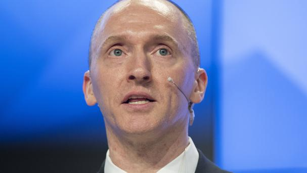 Carter Page has denied having improper ties to Russia (AP)