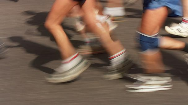 The study included marathons in Boston, Chicago, Houston, Los Angeles, New York City, Orlando, Philadelphia, Seattle and Washington between 2002 and 2012. Stock photo: PA