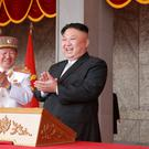 Kim Jong-un has ramped up tension with the US. Photo: Reuters