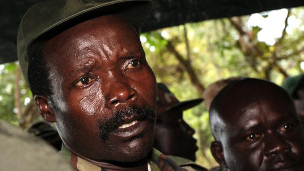 Leader of the Lord's Resistance Army Joseph Kony. (AP/Stuart Price)