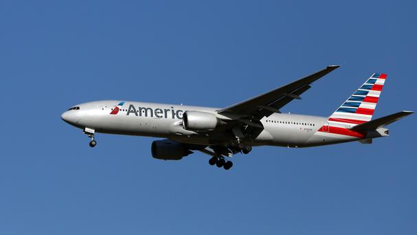 American Airlines took action soon after the footage was posted online