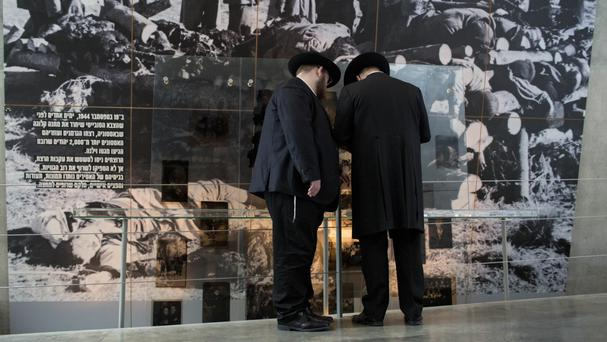 On Holocaust day, Netanyahu says its lessons guide him