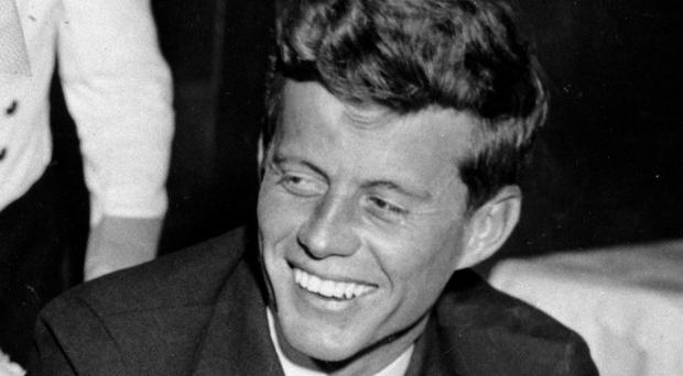 John F Kennedy kept a diary during his brief stint as a journalist in Europe