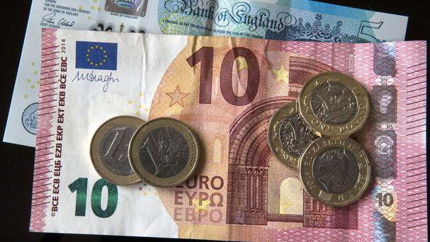 Confidence is at a near 10-year high in the eurozone, according to new statistics