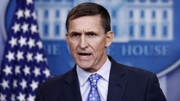 Mr Flynn earned tens of thousands of dollars from Russian and Turkish sources (AP)