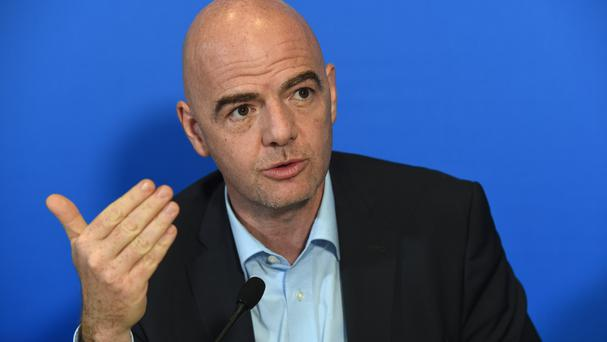 The latest plea involves an official who retained his position during the transition to Gianni Infantino's leadership