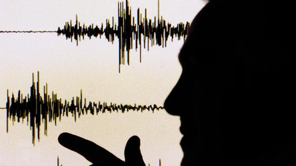 The 7.2-magnitude quake roused people from sleep, but there were no reports of casualties