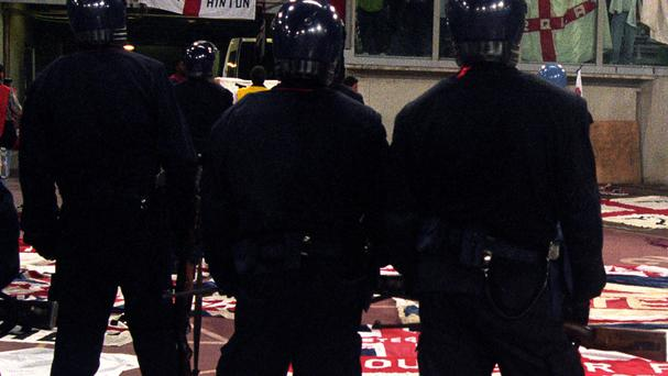 Police arrested six neo-Nazis in northern Italy