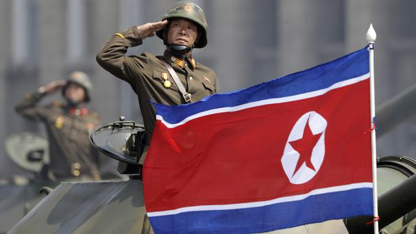 It is unusual for North Korea to directly criticise Beijing (AP)