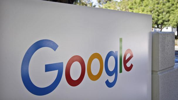 Google warned users to beware of the fraudulent invitation to share a Google Doc (AP)
