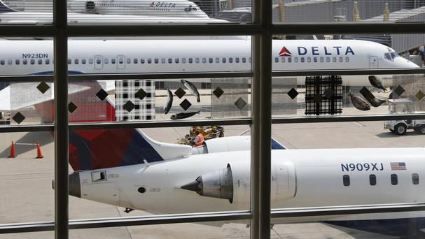 A California family said they were forced off a Delta Air Lines plane (Carolyn Kaster/AP)
