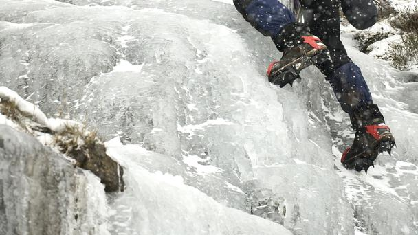 A woman climbing in Canada alone was stuck on a mountain for days before her rescue