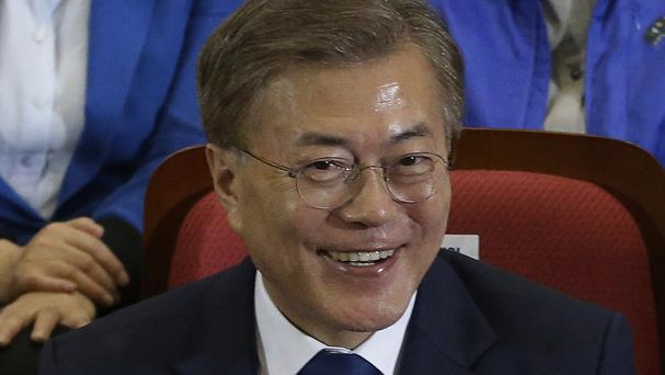 Moon's turbulent life before winning S. Korean presidency