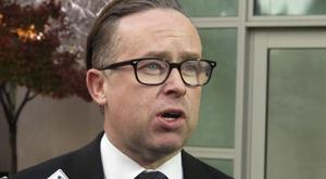Qantas Airways chief executive Alan Joyce (Rod McGuirk/AP)
