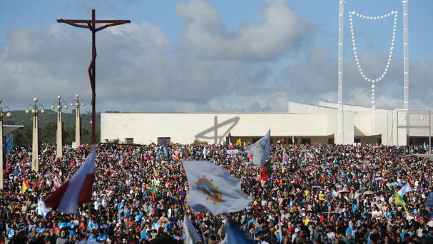 Portuguese children canonised by Pope
