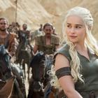 'Game of Thrones' actress Emilia Clarke as Daenerys Targaryen