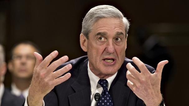 Former FBI director Robert Mueller (AP)