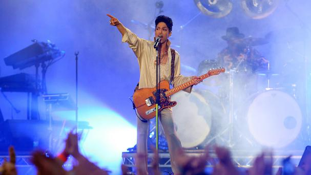 Judge names heirs to Prince's fortune