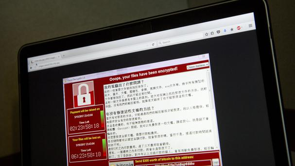 Chinese media blame the U.S.  for WannaCry ransomware cyber-attack