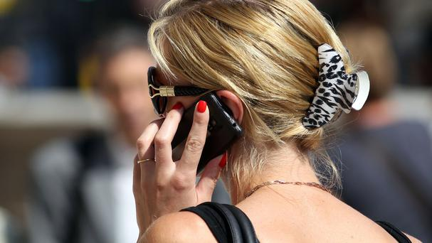 Three Ireland is also abandoning plans to get around EU roaming rules by attempting to separate domestic and non-domestic data usage. Stock photo: PA