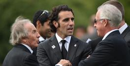 Franchitti retired in 2013
