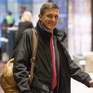 Michael Flynn is also the subject of an FBI counter-intelligence investigation and a Defence Department inspector general's inquiry (AP)