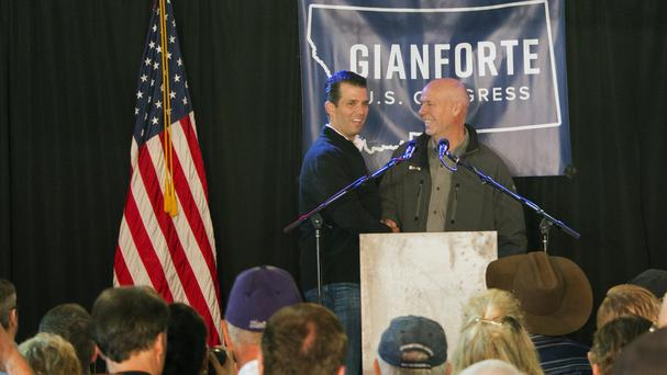GOP lawmakers say little about Montana candidate