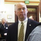 Greg Gianforte had been a strong favourite throughout the campaign (AP)