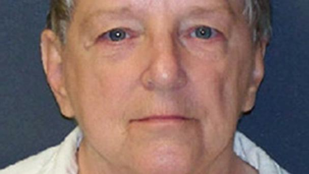 Genene Jones has been due to be freed next March under a mandatory release law (Texas Department of Criminal Justice/AP)