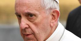 Pope Francis described the victims of the bus massacre as