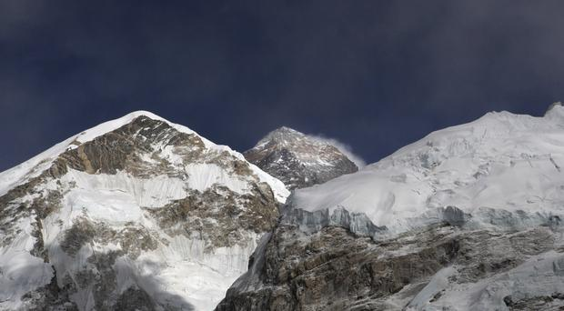 File photo of Mount Everest (AP)