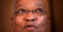 South African President Jacob Zuma is under pressure over alleged corruption in government