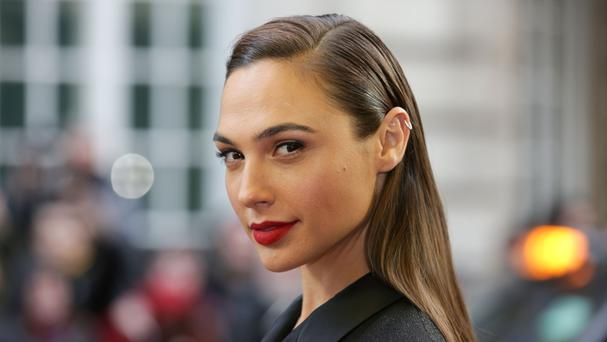 Israeli actress Gal Gadot stars as Wonder Woman