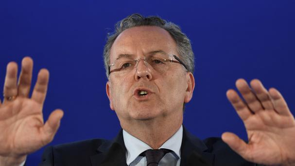 Richard Ferrand has faced questions about his business practices before he became a legislator in 2012 (AP)