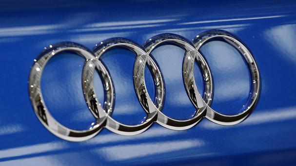 Germany's transport ministry said Audi used software that turned off emissions controls when vehicles were not being tested (AP)