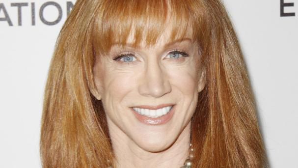 Kathy Griffin apologised within hours of the images appearing online