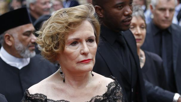 Helen Zille has been suspended from all party activities (Schalk van Zuydam/AP)