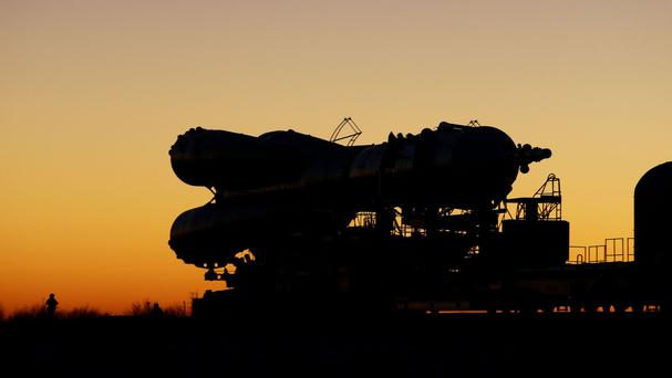 It is hoped the same rocket could in future carry humans into space