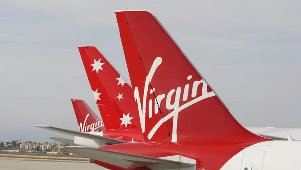 The plane involved was a Virgin Australia ATR 72 twin-engine turboprop