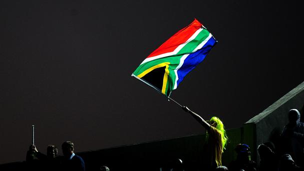 South Africa is in recession, following publication of the latest economic figures