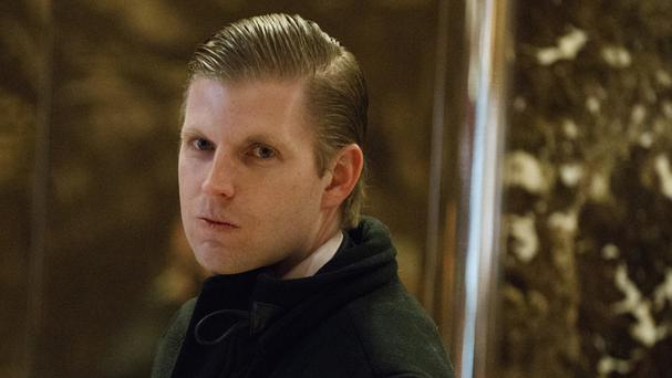 Eric Trump Says that Democrats are