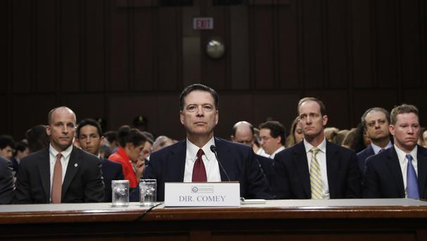 Ex-FBI director Comey hearing: 5 things to watch